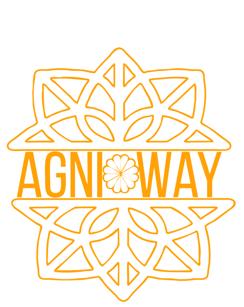 Agni Way Lagos Yoga Shala: logo