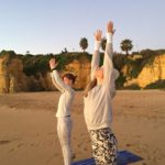 Agni Way Lagos Yoga Shala: beach