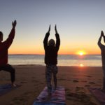 Agni Way Lagos Yoga Shala: ocean