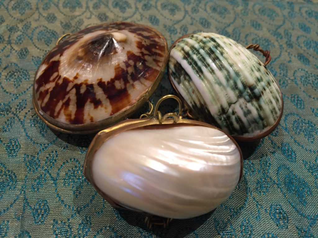 Agni Way Lagos Yoga Shala: shells